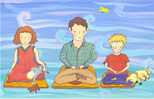 Family Dharma Discussion: April 26th at Sage Studio in Woodstock