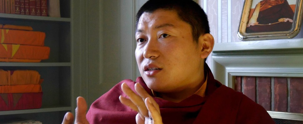 Rinpoche interview